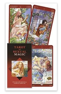 Sex Tarot or Tarot of sexual Magic